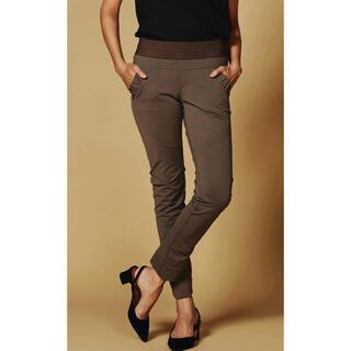 ダブルスタンダードクロージング(DOUBLE STANDARD CLOTHING)のダブスタ❣️希少割引❣️メリルハイテンション裏起毛パンツ(スキニーパンツ)