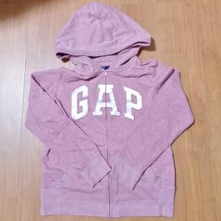 ギャップ(GAP)のGAP パーカー ピンク 160(Tシャツ/カットソー)