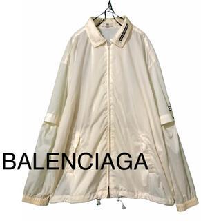Balenciaga - バレンシアガ BALENCIAGA ナイロン ブルゾン