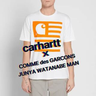 ジュンヤワタナベコムデギャルソン(JUNYA WATANABE COMME des GARCONS)の最終値下げ!COMME des GARCONS x Carhartt (Tシャツ/カットソー(半袖/袖なし))