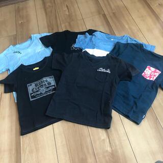 ロデオクラウンズワイドボウル(RODEO CROWNS WIDE BOWL)のRCWB キッズ Mサイズ (Tシャツ/カットソー)