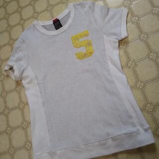 ダブルスタンダードクロージング(DOUBLE STANDARD CLOTHING)の美品 ダブルスタンダード クロージング(カットソー(半袖/袖なし))