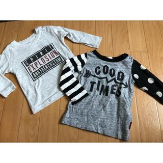 ブリーズ(BREEZE)のロンT二枚セット(Tシャツ)