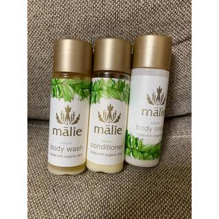 Malie Organics - 新品未使用 マリエオーガニクス  ロイヤルハワイアン アメニティ