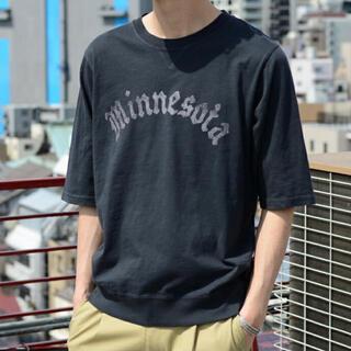 コーエン(coen)のcoen ガゼットスラブTシャツ(Tシャツ(半袖/袖なし))