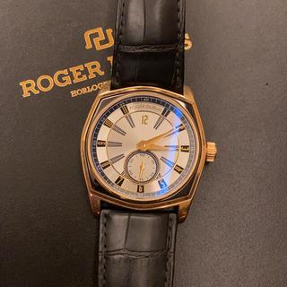 ロジェデュブイ(ROGER DUBUIS)のROGER DUBUIS モネガスク ピンクゴールド(腕時計(アナログ))