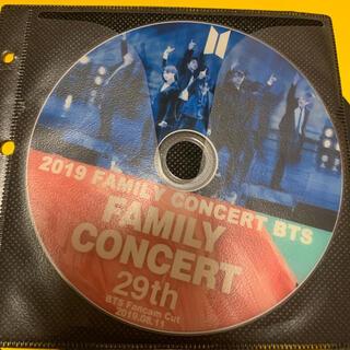 ボウダンショウネンダン(防弾少年団(BTS))のBTS☆2019 ファミリーコンサート DVD(その他)