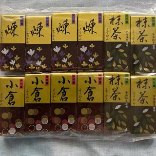 イムラヤ(井村屋)の井村屋羊羹3種類12個セット商品(菓子/デザート)