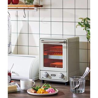 フランフラン(Francfranc)の新品未開封 Toffy K-TS4 AW トフィー オーブントースター(調理機器)