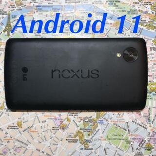 LG Electronics - nexus5 Android11 32GB SIMフリー
