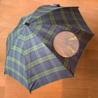 ムジルシリョウヒン(MUJI (無印良品))の無印良品 MUJI お名前欄付きまるまど傘 40cm(傘)