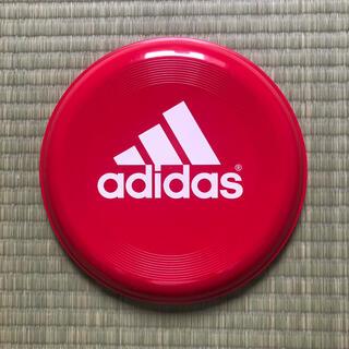 アディダス(adidas)のadidas アディダス フリスビー(ノベルティグッズ)