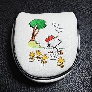 スヌーピー(SNOOPY)のゴルフパターカバー SNOOPY(その他)