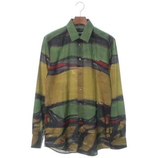 ドルチェアンドガッバーナ(DOLCE&GABBANA)のDOLCE&GABBANA ドレスシャツ メンズ(シャツ)