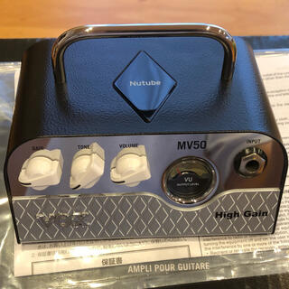 ヴォックス(VOX)のギターアンプ VOX MV50 High Gain 新品未使用(ギターアンプ)