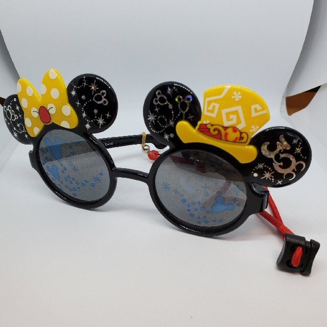 ダッフィー(ダッフィー)の【ディズニー】ダッフィー用 サングラス 30周年記念 エンタメ/ホビーのおもちゃ/ぬいぐるみ(キャラクターグッズ)の商品写真