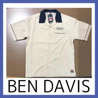 BEN DAVIS - 【新品未使用・タグ付き】ベンデイビス BEN DAVIS シャツ 半袖 Lサイズ