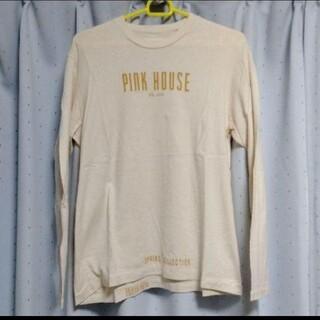 ピンクハウス(PINK HOUSE)の3232ピンクハウス長袖TシャツL(Tシャツ(長袖/七分))