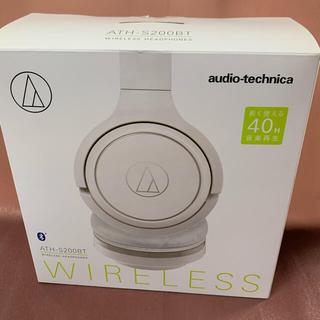 audio-technica - ワイヤレスヘッドホン audio-technica ATHS200BT