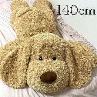 コストコ(コストコ)のコストコ ぬいぐるみ 犬 140cm(ぬいぐるみ/人形)
