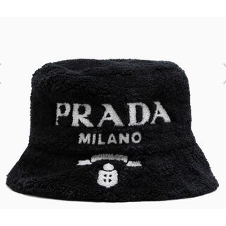 PRADA - prada テリー バケットハット
