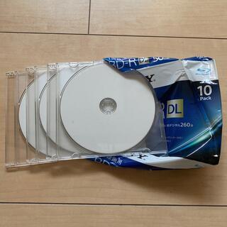 ソニー(SONY)のSONY Blu-rayディスク 10BNR2VJPS4  3枚(ブルーレイプレイヤー)