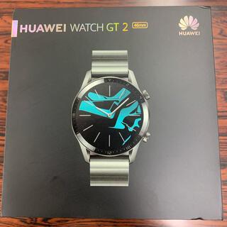 HUAWEI - HUAWEI WATCHGT2 46mm チタン 美品