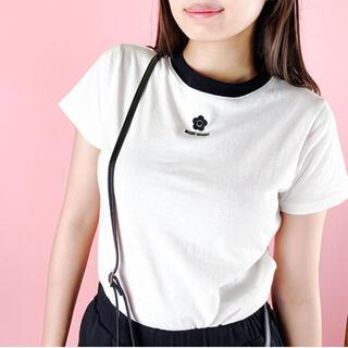 マリークワント(MARY QUANT)のマリークワント Tシャツ お値下げ可能 タグ付き(Tシャツ(半袖/袖なし))