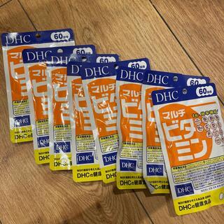 DHC - DHC マルチビタミン 60日分 60粒 8個