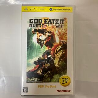 バンダイナムコエンターテインメント(BANDAI NAMCO Entertainment)のGOD EATER BURST(ゴッドイーター バースト)(PSP the Be(携帯用ゲームソフト)