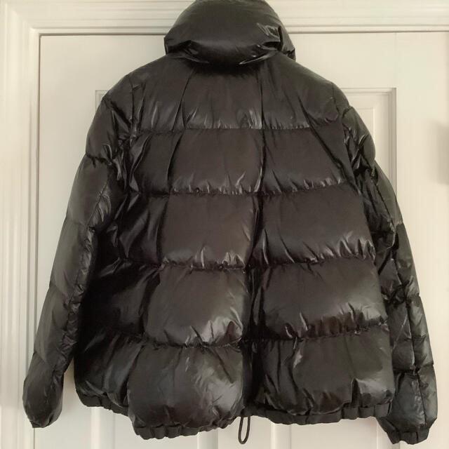 sacai luck(サカイラック)のサカイラック sacai  luck ダウンジャケット ブラック サイズ1 レディースのジャケット/アウター(ダウンジャケット)の商品写真