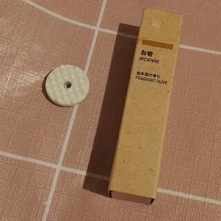 ムジルシリョウヒン(MUJI (無印良品))の無印良品 お香 金木犀  セット(お香/香炉)