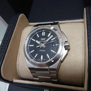 インターナショナルウォッチカンパニー(IWC)のiwc ingenieur インジュニア  2021.7購入 新品同様(腕時計(アナログ))