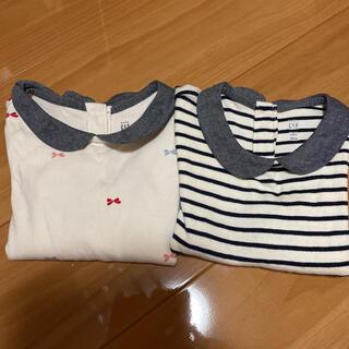 ギャップ(GAP)のGAP 長袖トップス 2点 2Years(Tシャツ/カットソー)