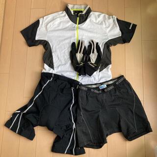 SHIMANO - 【SHIMANO】サイクリングウェア ロードバイクウェア 4点セット