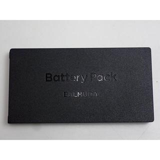 バルミューダ(BALMUDA)のバルミューダBALMUDAザグリーンファン バッテリー &ドッグ egf-p00(扇風機)
