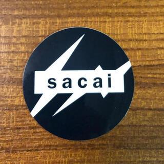 フラグメント(FRAGMENT)のsacai fragment ステッカー(スニーカー)