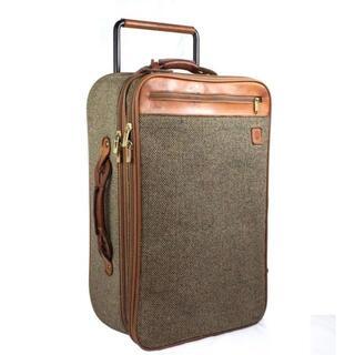 ハートマン 『ツイード』コレクション 22インチ 2輪 モバイルトラベラー(旅行用品)