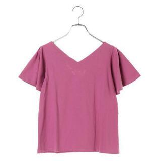 ナイスクラップ(NICE CLAUP)のNICE CLAUP ナイスクラップ Tシャツ トップス(Tシャツ(半袖/袖なし))