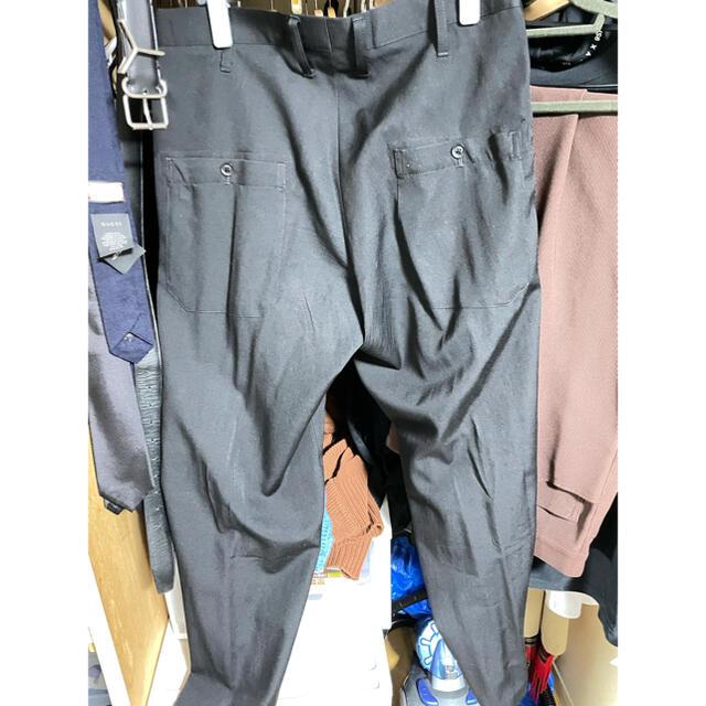 Yohji Yamamoto(ヨウジヤマモト)のyohjiyamamoto 18aw 蜘蛛の巣セットアップ メンズのスーツ(セットアップ)の商品写真