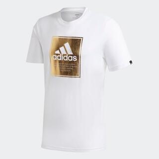 アディダス(adidas)の【新品メンズM】アディダス ビッグロゴ TEE 半袖Tシャツ カットソー (Tシャツ/カットソー(半袖/袖なし))