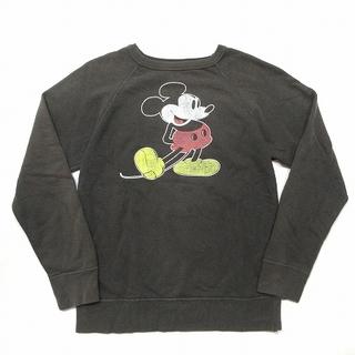 Disney - ディズニー x デニムアンドダンガリー トレーナー ミッキーmickey 子供