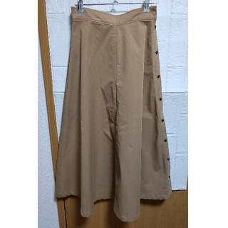 エージーバイアクアガール(AG by aquagirl)のフレアロングスカート(ロングスカート)