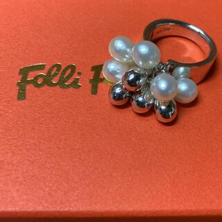 フォリフォリ(Folli Follie)のFolli Follie シルバーリング(リング(指輪))