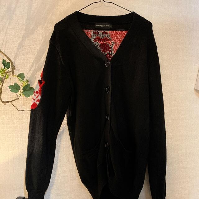 mastermind JAPAN(マスターマインドジャパン)の美品 マスターマインドジャパン カーディガン セーター メンズのトップス(ニット/セーター)の商品写真