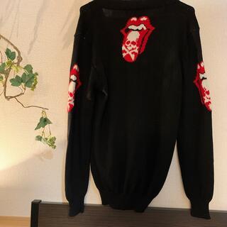 マスターマインドジャパン(mastermind JAPAN)の美品 マスターマインドジャパン カーディガン セーター(ニット/セーター)