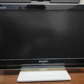 AQUOS - 【送料無料】SHARP AQUOS LC-19K5 液晶テレビ 19インチ