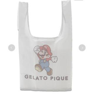 gelato pique - ジェラピケ マリオ パルコ限定 エコバッグ マリオ