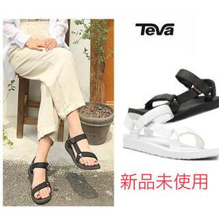 テバ(Teva)の【新品未使用】TEVA オリジナルユニバーサル 23.0㎝(サンダル)
