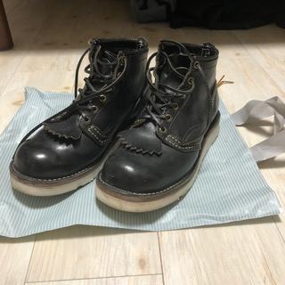 ウエスコ(Wesco)のウエスコ ジョブマスター ブーツ 旧ロゴ 7 1/2 Dサイズ(ブーツ)